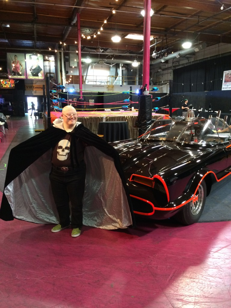 Sam Beke & Bat Mobile